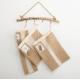 Zero Waste Ecologic Bread Bag Jute 3 pcs